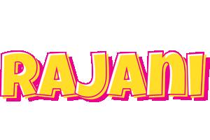 Rajani kaboom logo