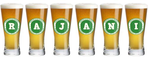 Rajani lager logo