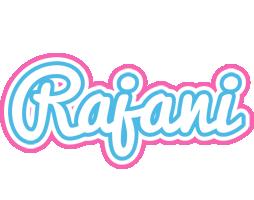 Rajani outdoors logo