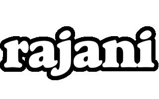 Rajani panda logo