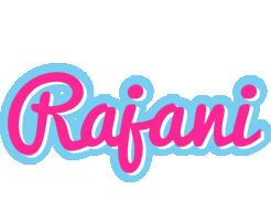 Rajani popstar logo