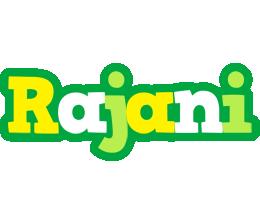 Rajani soccer logo