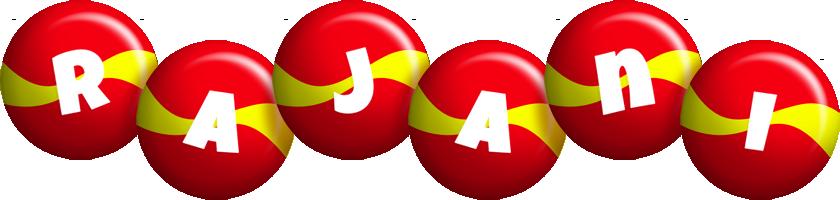 Rajani spain logo