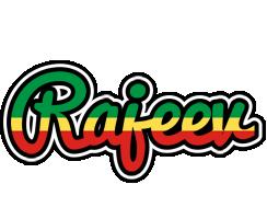 Rajeev african logo