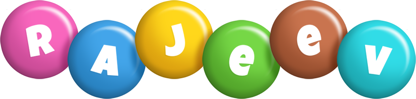 Rajeev candy logo