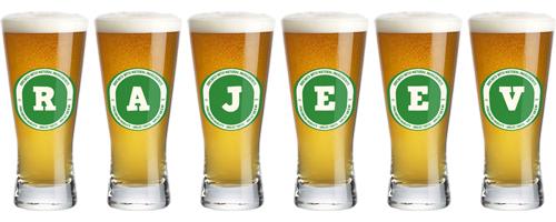 Rajeev lager logo