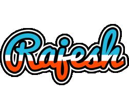 Rajesh america logo