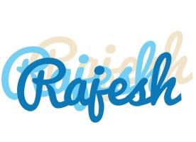 Rajesh breeze logo