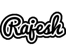 Rajesh chess logo
