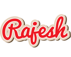 Rajesh chocolate logo