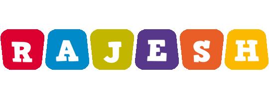 Rajesh daycare logo