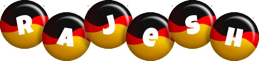Rajesh german logo