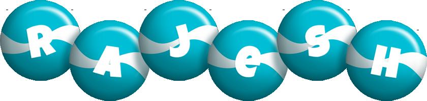 Rajesh messi logo