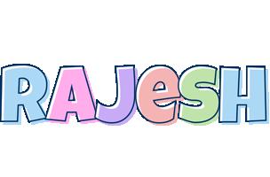 Rajesh pastel logo
