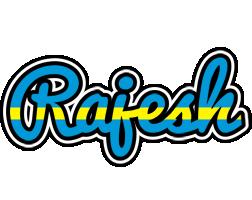Rajesh sweden logo