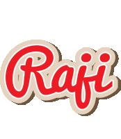 Raji chocolate logo
