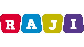 Raji daycare logo