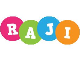 Raji friends logo