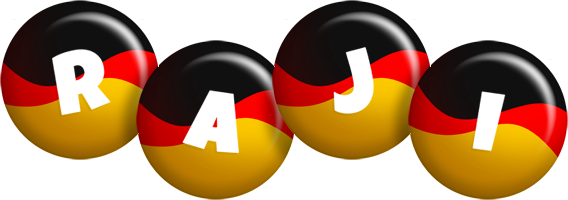 Raji german logo