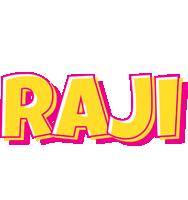 Raji kaboom logo