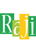 Raji lemonade logo