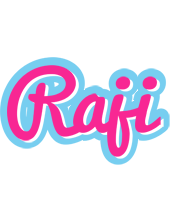 Raji popstar logo
