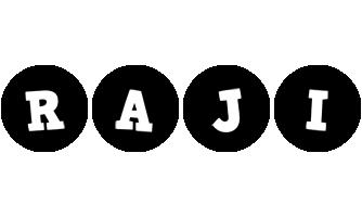 Raji tools logo