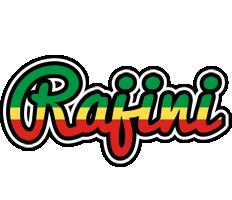 Rajini african logo