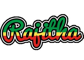 Rajitha african logo