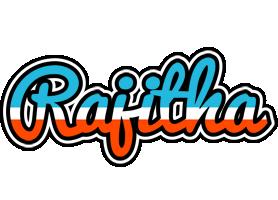 Rajitha america logo
