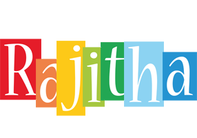 Rajitha colors logo