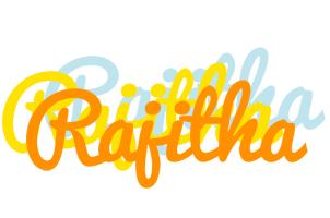 Rajitha energy logo
