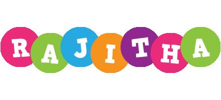 Rajitha friends logo
