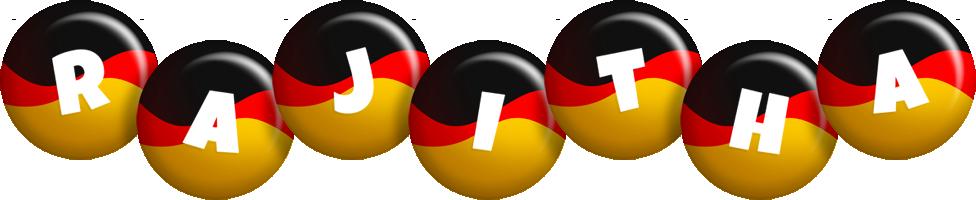 Rajitha german logo