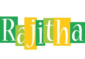 Rajitha lemonade logo