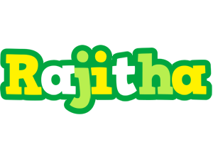 Rajitha soccer logo