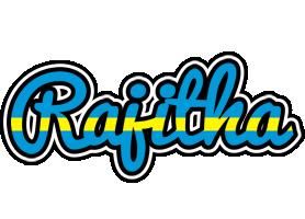 Rajitha sweden logo