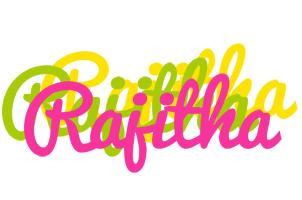 Rajitha sweets logo