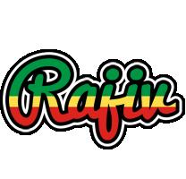 Rajiv african logo