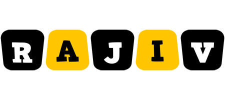 Rajiv boots logo