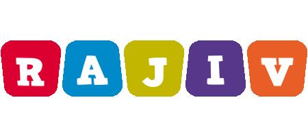 Rajiv daycare logo