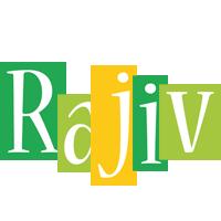 Rajiv lemonade logo