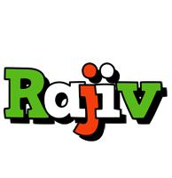 Rajiv venezia logo