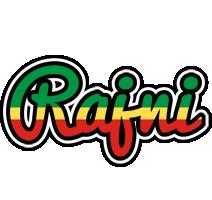 Rajni african logo