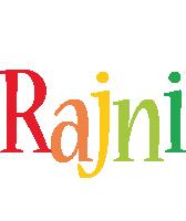 Rajni birthday logo