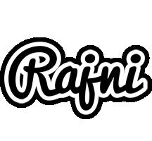 Rajni chess logo