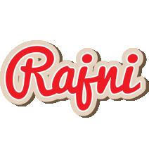 Rajni chocolate logo