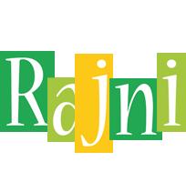 Rajni lemonade logo