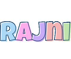 Rajni pastel logo