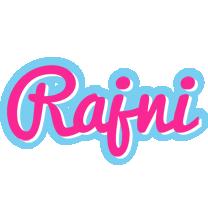 Rajni popstar logo
